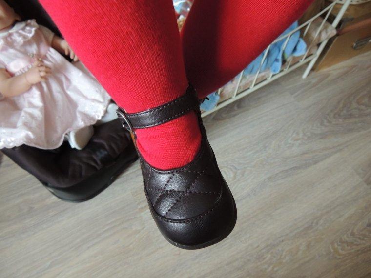 des chausses pour Mélanie