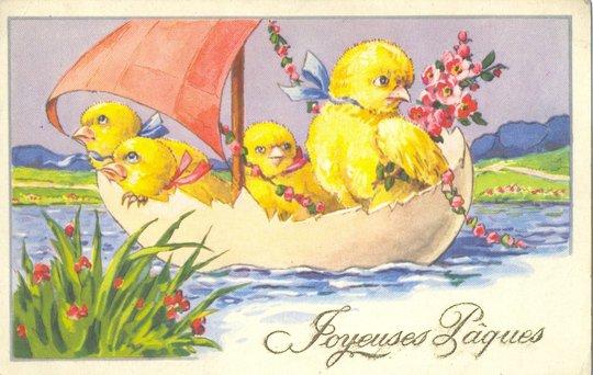 joyeuses pâques à toutes
