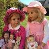 les filles de ma tres chere amie catherine