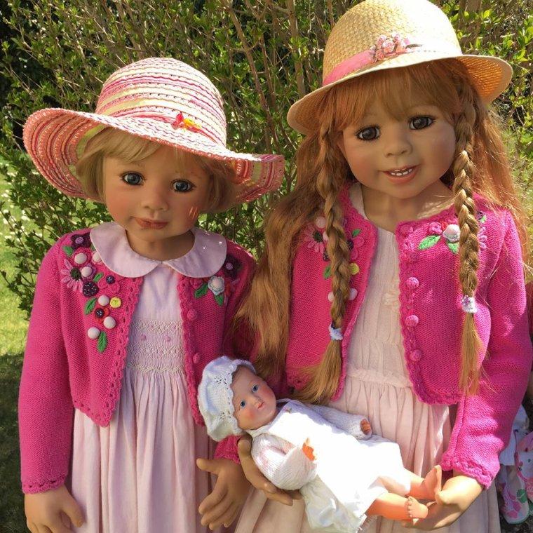 les poupées de mon amie catherine