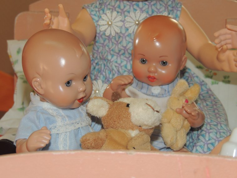 mes petits jumeaux juanin de mariquita perez (22cm)