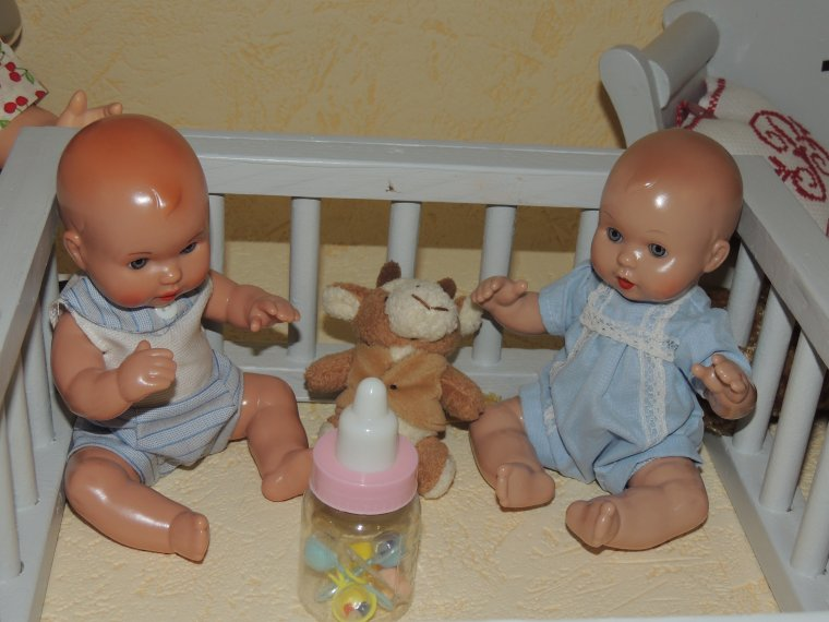 les jumeaux juanin & pierrot