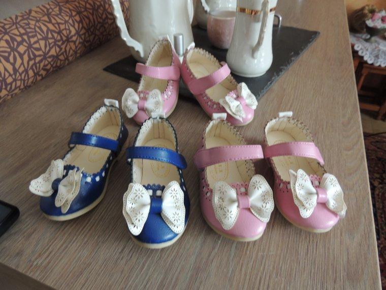 les chaussures des filles