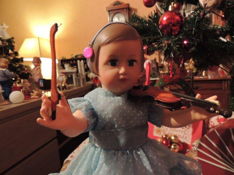 allez un dernier tour de violon avant la nouvelle année