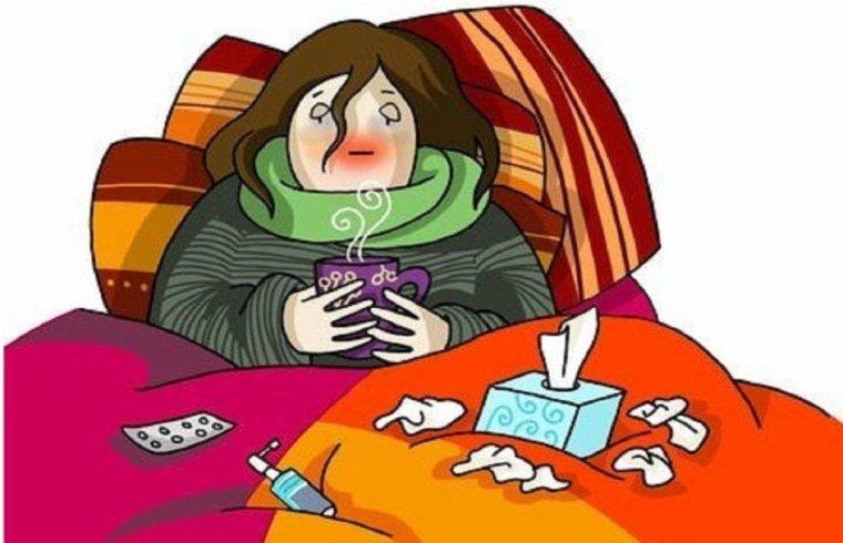 je suis malade une grosse angine et fievre !!! au lit hier toute la journee , un peu mieux ce jour