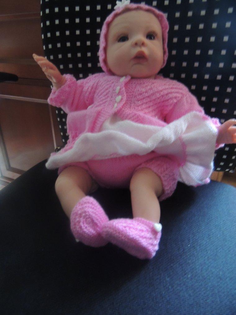 sophie et sa jolie tenue