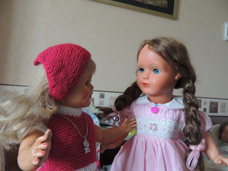 discussion entre filles