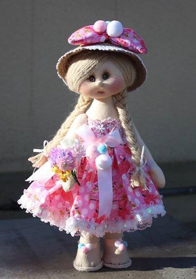 les poupées de ROSA GUERRA