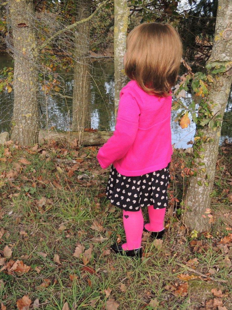photos automne chez la cousine de Prune