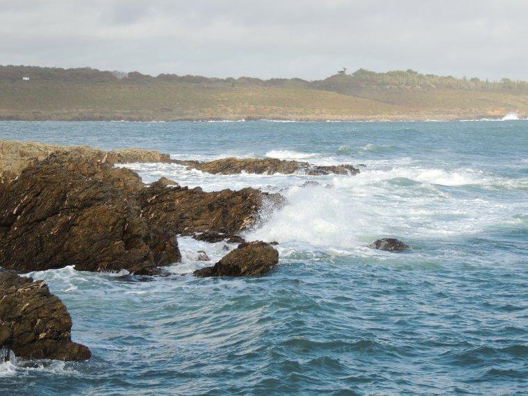 demain nous partons dans notre petite maison dans le Finistère qq jours.......tranquille
