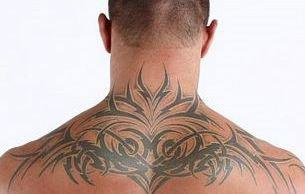 voila un tatouage