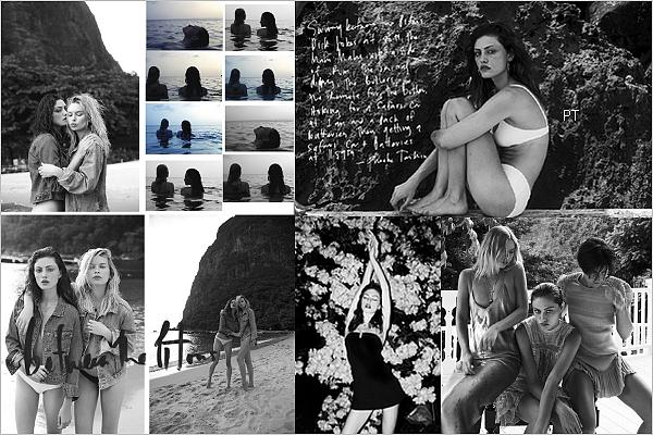 ------ Shoot- Découvrez un shoot de Phoebe réalisé par Alexandra Spencer