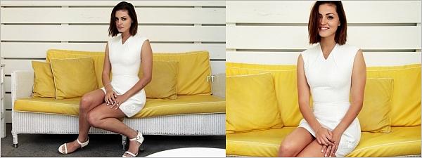 ------ Shoot- Découvrez le shoot de Phoebe pour Adam Yip