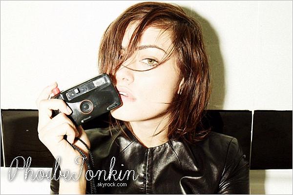 ------ Shoot- Découvrez le shoot de Phoebe par Max Doyle pour le Seventeen Magazine