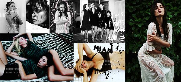 • SHOOT - Découvrez Phoebe et ses BFF pour YourZenLife par Alexandra Spencer (2013)..