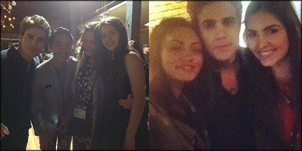 ------ 08/03/2014- Phoebe et Paul étaient au SXSW Film Festival