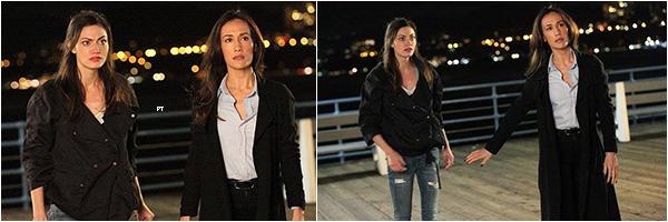 """------ Stalker-Découvrez les stills 1 x 14 """"My Hero"""" de Stalker, épisode où Phoebe est l'invitée Guest Star..."""