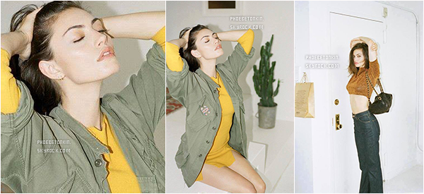 ------ Shoot-Phoebe pour Catalogue Magazin Australia...