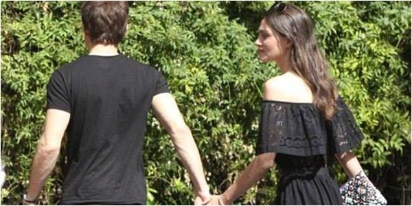 ------ 26/04/15-Phoebe & Paul dans L.A.
