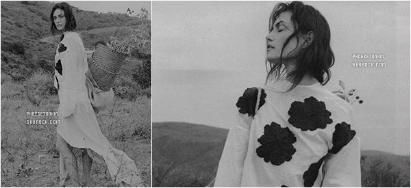 • PHOTOSHOOT - Découvrez le shoot de Phoebe pour le Unconditional Magazine du mois de juin 2015...