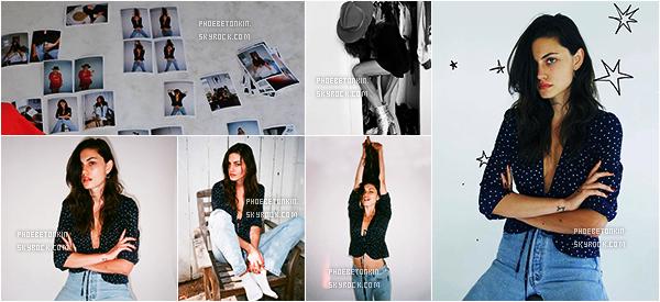 • SHOOT - Découvrez les photos de Phoebe pour Realisationpar..