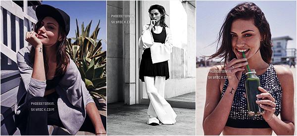 • SHOOT - Découvrez les photos de Phoebe pour le magazine Witchery du mois d'aout..