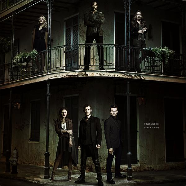 • THE ORIGINAL - Découvrez quelques photos promotionelles de la saison 3..