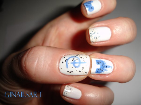 Nail art : Disney II