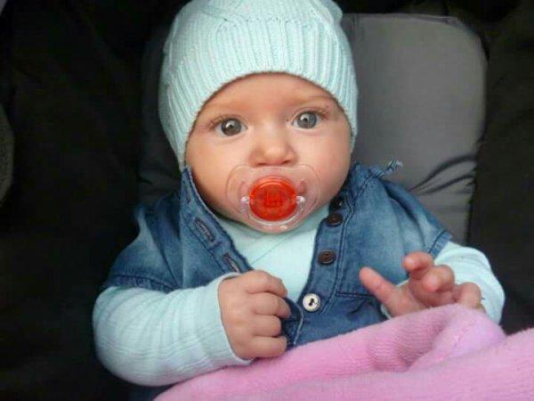 Mon bebe ma vie ma fille