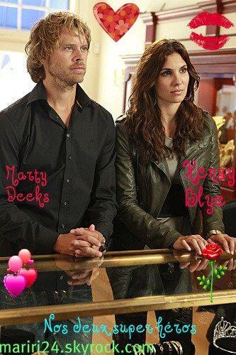 Voici des couples d'autre série que j'adore