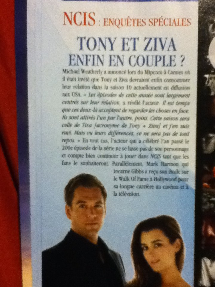 Attention article special tiva