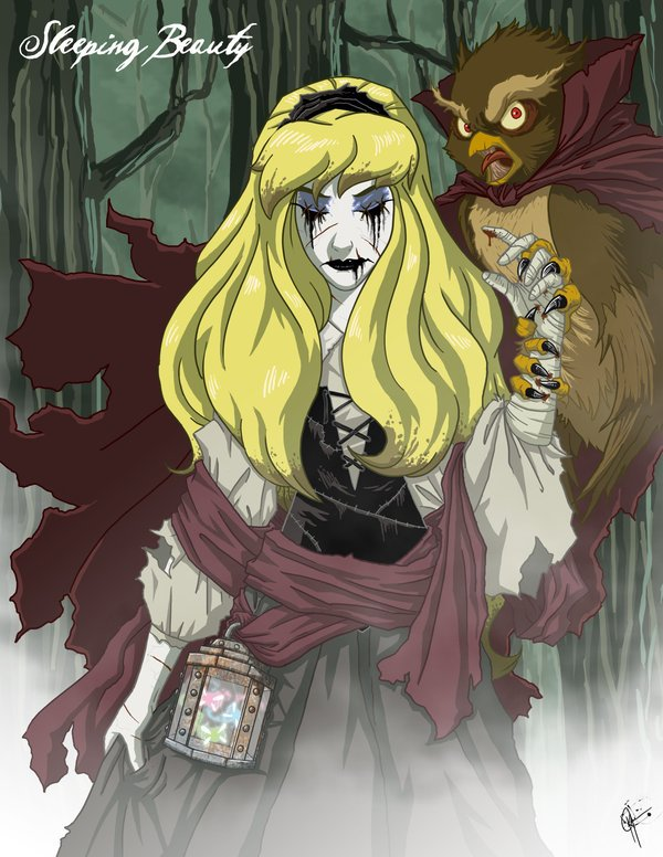 Aurore version zombie