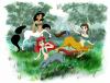princesses centaures