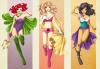 Princesses Super Héroïnes