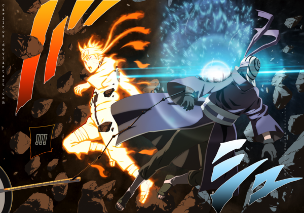 Naruto VS Madara