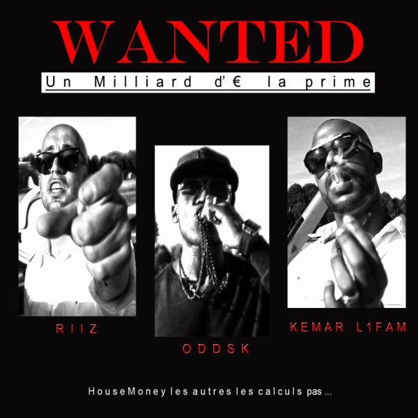 Mixe tape Wanted Bientot sur i-tunes