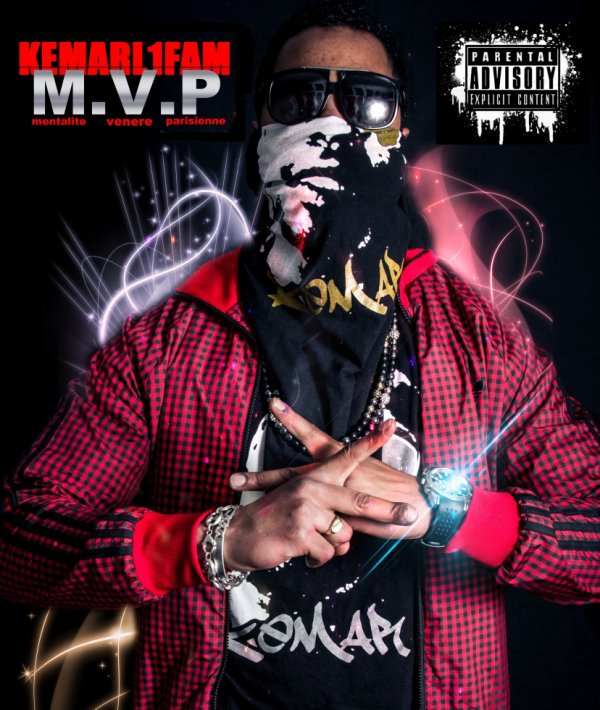Kemarl1fam pochette M.V.P