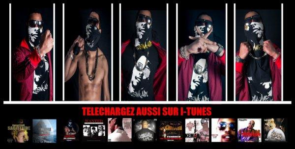 telechargez les album et mixe tape de kemarl1fam sur i-tunes