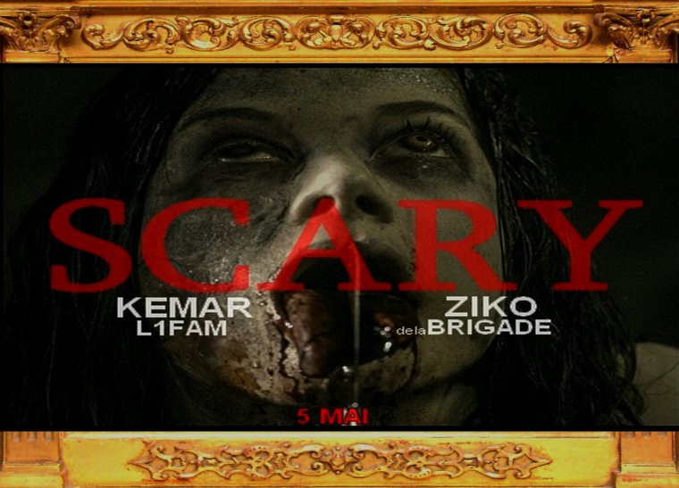 Telecharge Scary Feat Ziko de la brigade 4 eme extrait de l album Mvp Reedition prevu fin 2015 sur iTunes