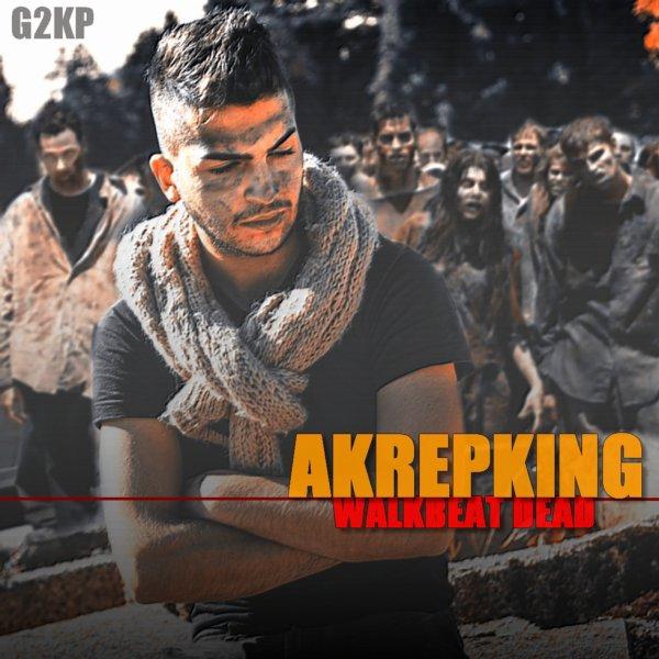 Nouvel signature de AKREPKING dans le label Grin2kaf Prod !!!