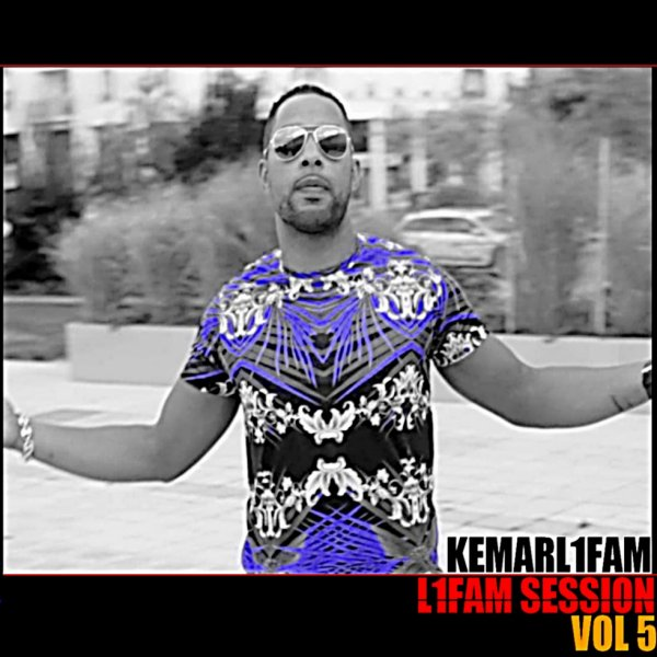 pochette offıciel L1FAM SESSİON VOL 5
