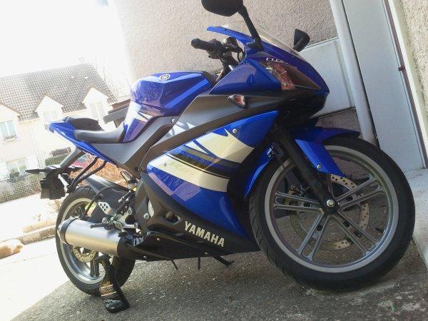 vendue la moto....