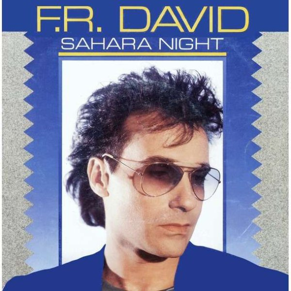 "F.R. DAVID - ""Sahara night"" (clip officiel)"