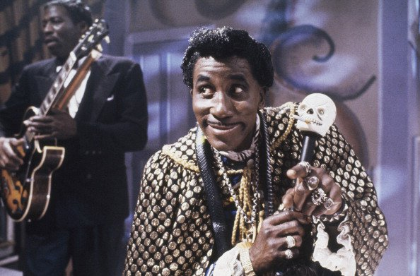 "SCREAMIN' JAY HAWKINS - ""I PUT A SPELL ON YOU"" (1977)"