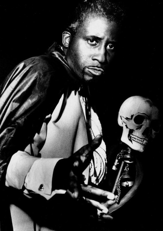 "SCREAMIN' JAY HAWKINS - ""BECAUSE IS IN YOUR MIND"" (1970)"