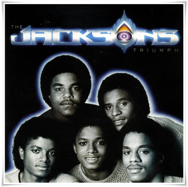 "THE JACKSONS - ""TRIUMPH"" (1980)"
