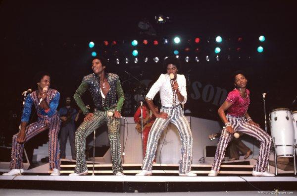 "THE JACKSONS - ""DESTINY TOUR"" (LIVE - 1979)"