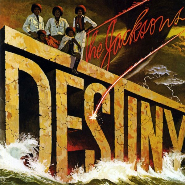 "THE JACKSONS - ""DESTINY"" (1978)"