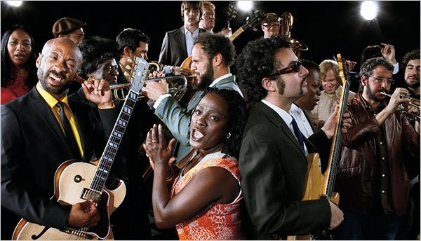 SHARON JONES & THE DAP-KINGS - LIVE AT NANCY JAZZ PULSATIONS (2010)