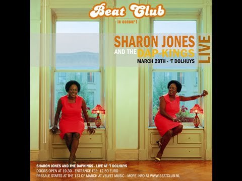 SHARON JONES & THE DAP-KINGS - LIVE AT THE BEAT CLUB (2005)
